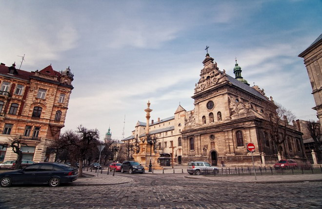 Free Lviv: Travel Memo